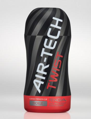 TENGA Air-Tech Twist Многоразовый стимулятор Tickle