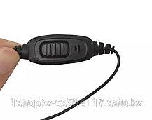 Гарнитура (наушники) для рации Hytera TC518 и Motorola, фото 3