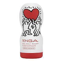TENGA&Keith Haring Мастурбатор Original Vacuum Cup, фото 1