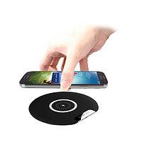 Беспроводная быстрая зарядка QI для смартфонов Iphone Samsung Huawei Xiaomi