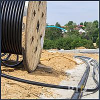 Прокладка кабельных линий 0,4 кВ