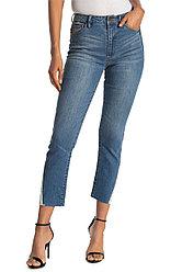 Rachel Rachel Roy Женские укороченные джинсы 2000000385617