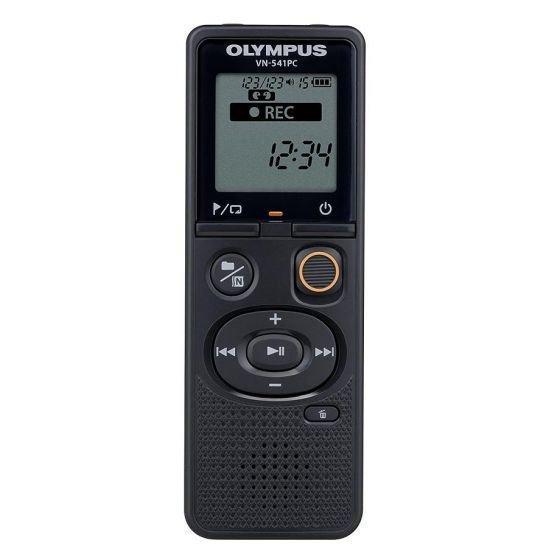 Диктофон Olympus VN-541PC с чехлом CS131 черный