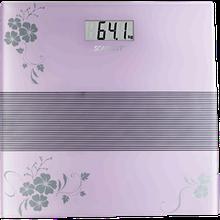 Весы напольные Scarlett SC-BS33E060 фиолетовый