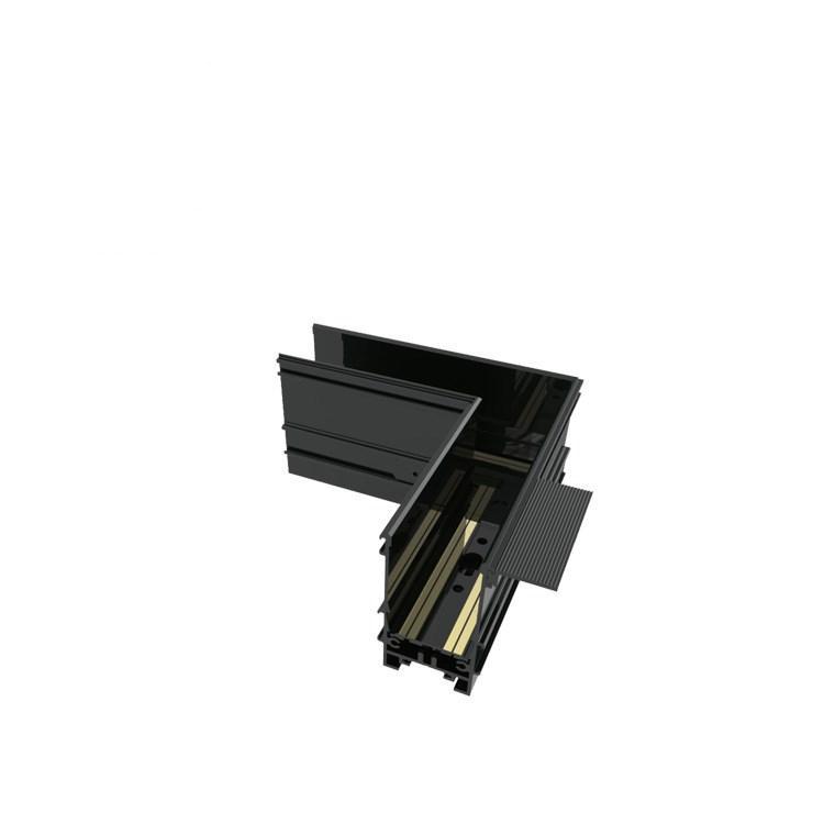 Соединитель для магнитного шинопровода, внешний угол 90°