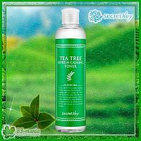 Tea Tree Refresh Calming Toner [Secret Key] успокаивающий тонер для ухода за кожей