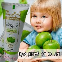 Refresh and Clean Dental Care for Kids Apple & Mild [Hanil Pharmaceutical]