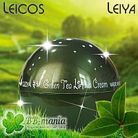 Leiya Green Tea Lifting Cream [Leicos] Зеленый чай-крем-лифтинг подтягивает кожу лица и шеи. 85 мл