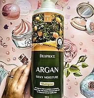 Argan Silky Moisture Shampoo [Deoproce]
