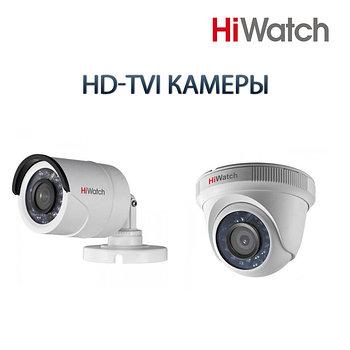 HD-TVI видеокамеры