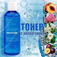 Collagen Water Full Moist Toner [FarmStay] Тонер с коллагеном 200 мл