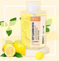 Deep Cleansing Water Lemon [Jigott] Глубоко очищающая вода для лица с экстрактом лимона