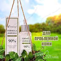 Formula Ampoule AC Tea Tree [ESTHETIC HOUSE] Сыворотка с чайным деревом для проблемной кожи 80 мл