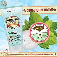 Wonder Pore Deep Foaming Cleanser [Etude House]Многофункциональное средство для очищения 170 мл