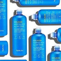 Collagen Water Full Moist All Day Toner [FarmStay]