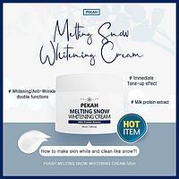 Melting Snow Whitening Cream [Pekah] Отбеливающий крем 50 мл