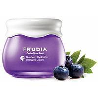 Blueberry Hydrating Cream [Frudia] Интенсивно увлажняющий крем-баттер для лица с 69% экстрактом черники, 55 мл