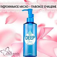Deep Clean Cleansing Oil [A'pieu]