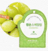 Green Grape Pore Peeling Big Pad [Frudia]