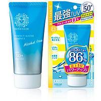 Sunkiller Perfect Water Essence N SPF 50+ PA ++++ [Isehan] Солнцезащитный крем для лица и тела 50 мл