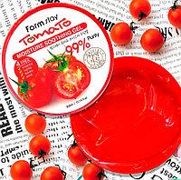 Tomato Moisture Soothing Gel [FarmStay] Натуральный увлажняющий гель с экстрактом Томата, 300 гр.