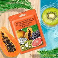 Омолаживающая маска с коллагеном и фруктами [Skinlite]