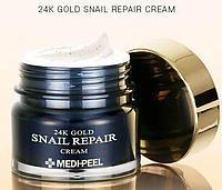 24K Gold Snail Cream [Medi-peel]