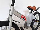 Детский велосипед Prego 18 колеса. Алюминиевая рама, фото 4