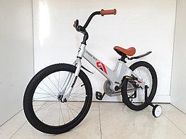Детский велосипед Prego 18 колеса. Алюминиевая рама