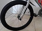 Детский велосипед Prego 18 колеса. Алюминиевая рама, фото 3