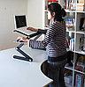 Столик трансформер для ноутбука с охлаждением LapTop Table T8, фото 6