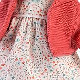LLORENS: Кукла Аитана 33 см., блондинка в красном жакете 33124, фото 4