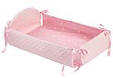 LLORENS: Пупс Малышка 26 см., с детской кроваткой 26300, фото 4