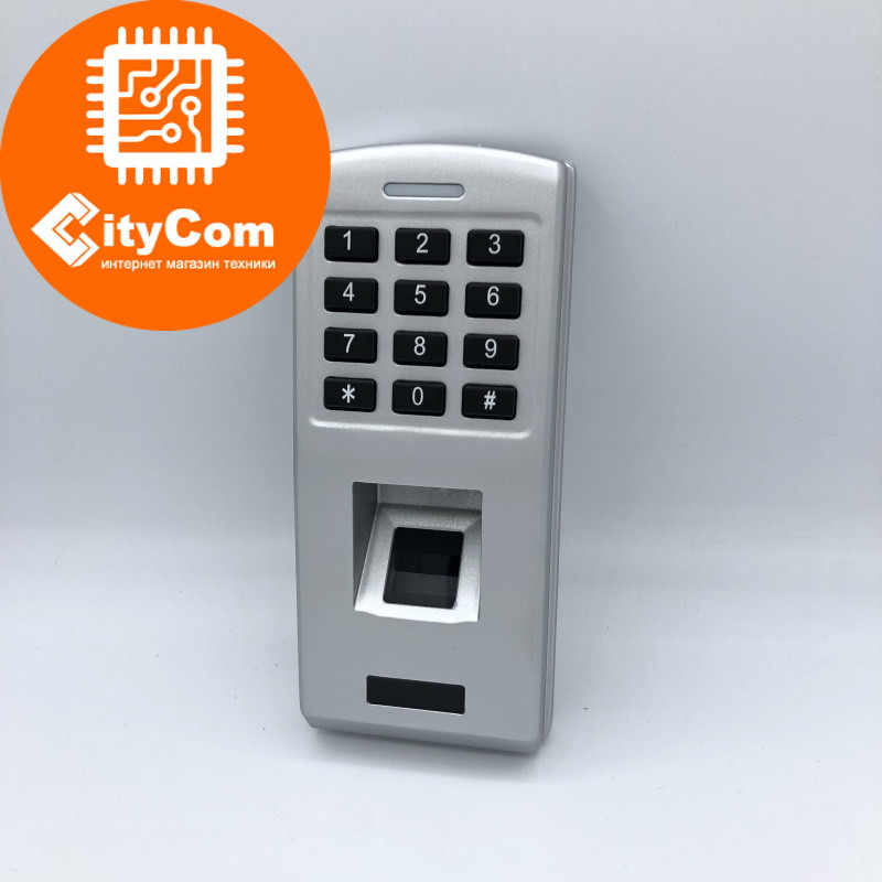 Сканер отпечатка пальца с клавиатурой, водонепроницаемый SmartLock DS-F103 Арт.6224