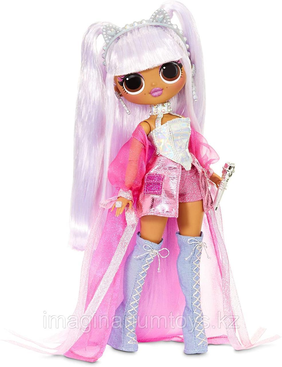 Большая кукла LOL OMG Remix музыкальная ЛОЛ Китти К
