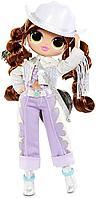 Большая кукла LOL OMG Remix музыкальная Lonestar, фото 1