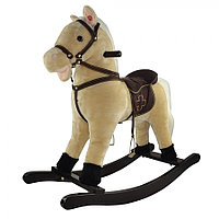 Качалка-лошадка Pituso светло/бежевый