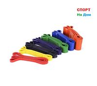 Набор резиновых петель для воркаута (7 штук)