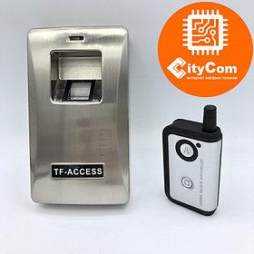 Сканер отпечатка пальца + пульт для настройки SmartLock DS-208G Fingerprint Арт.6220