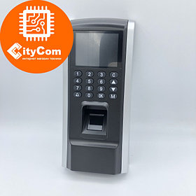 SmartLock F7 терминал контроля доступа: Fingerprint + кнопки Арт.6302