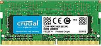 Оперативная память для ноутбука 4GB DDR4 2666 MHz Crucial CT4G4SFS6266
