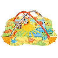 Развивающий коврик Pituso Солнечный круг