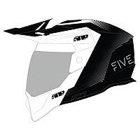 Шлем 509 Delta R4 Fidlock®, размер S, белый, чёрный