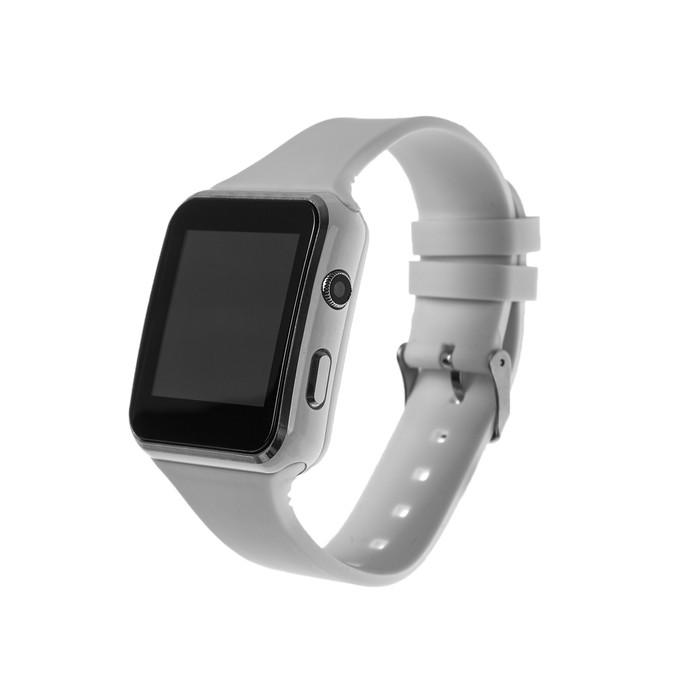 """Смарт-часы Smarterra SmartLife NEO, 1.54"""", IPS, IP54, Bt3.0, microSIM, 380мАч, белые"""