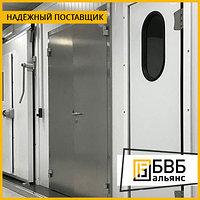 Дверь рентгенозащитная 0.25 Pb 900х2100 ДР-1