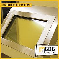 Окно рентгенозащитное 1.7 Pb 1070x1070x70 мм