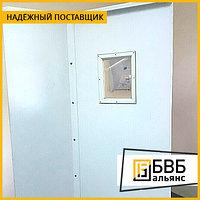 Ширма рентгенозащитная 0.25 Pb 800x1900 мм