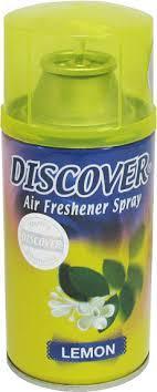 Освежитель воздуха 320мл DISCOVERY. Limon