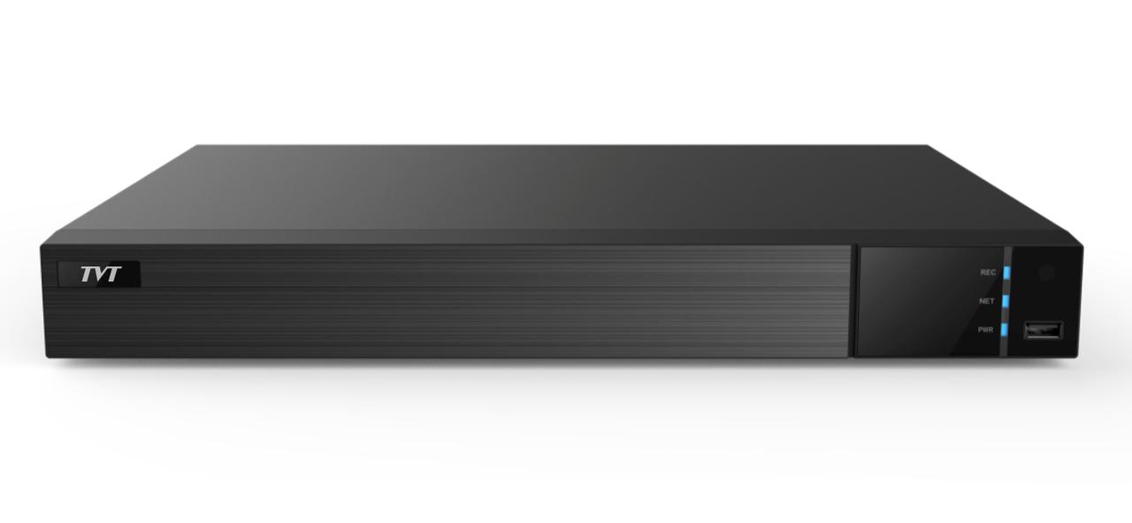 8-мегапиксельный гибридный HD-видеорегистратор TVT TD-2116TE-HP