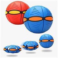 Мяч трансформер FLAT BALL P3 Disk (светящийся)